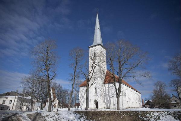 Jõhvi Church of St. Michael and museum