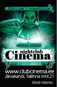 Club Cinema nightclub