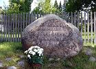 Memorial to August Teppo