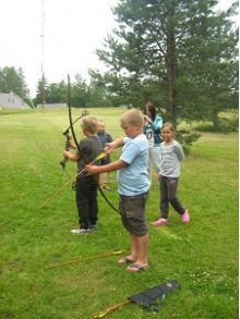 Archery for adults and children
