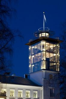 Pühajärve Spa & Holiday Resort – Tower Café