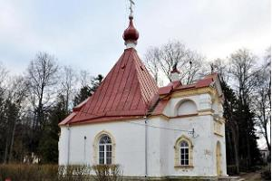 Church of St Prince Alexander Nevsky, Haapsalu