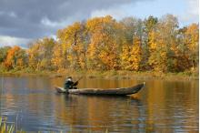 Canoeing Holidays in Estonia