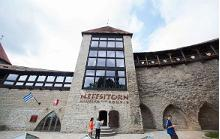 Museum Café opens in the Maiden's Tower (Neitsitorn)