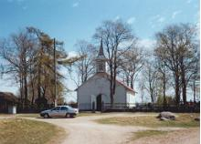 Käsmu chapel and cemetery