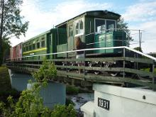 Avinurme museum train
