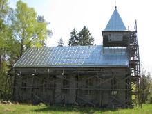 Naissaare church