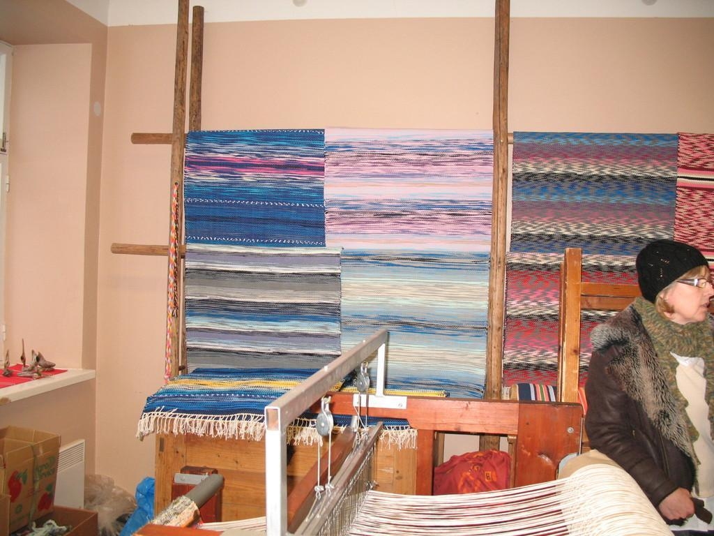 Pootsi Rug Workshop
