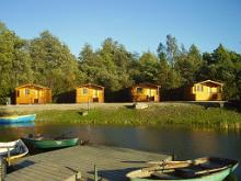 Lake Tõhela Camping Area