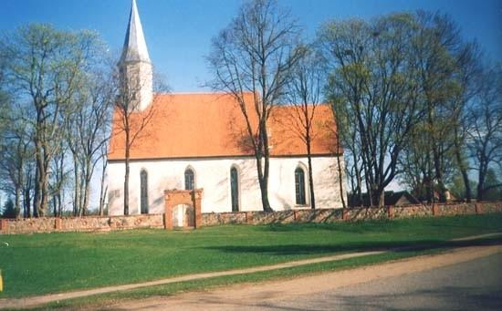 Nõo St Lawrence Church of the Estonian Evangelical Lutheran Church