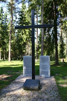 Valga Prison Camp Cemetery