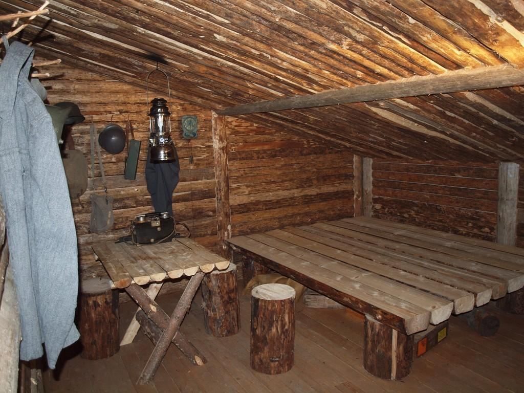 Museum-room of the Finnish Boys