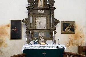 St John's Lutheran Church in Haapsalu, altar