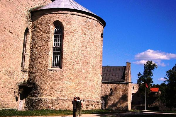 Haapsalu Bishop's Castle Cathedral