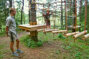 Otepää Adventure Park – Children's Track