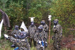 Põrgupõhjan paintball
