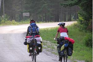 Bicycle tour on Tahkuna peninsula in Hiiu County