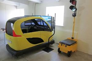 Aseri Racing Centre - driving simulator