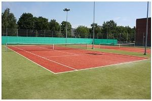 Hapsalstadions TENNISBANOR