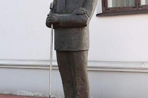 Statue of August Maramaa