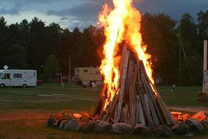 The Night of Ancient Bonfires