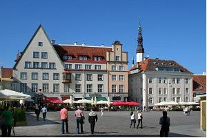 Tour in Tallinn Old Town