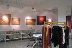 Gallery of the Saaremaa Art Studio