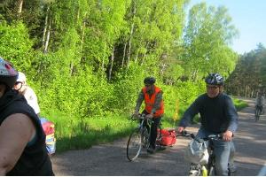 Educational bicycle tours on the beautiful Tagamõisa peninsula