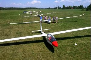 Ridali Flight Club - glider and small plane flights