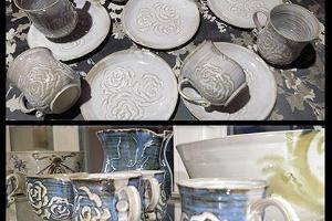 Vuhti Gallery ceramics