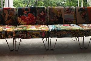 Vuhti Gallery furniture and textiles
