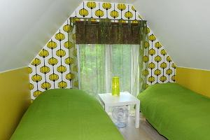 Double room on the first floor