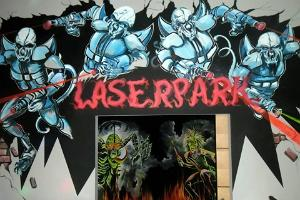 Pärnu Laser Park; step into the world of laser battles!