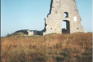Ruins of St. Mary