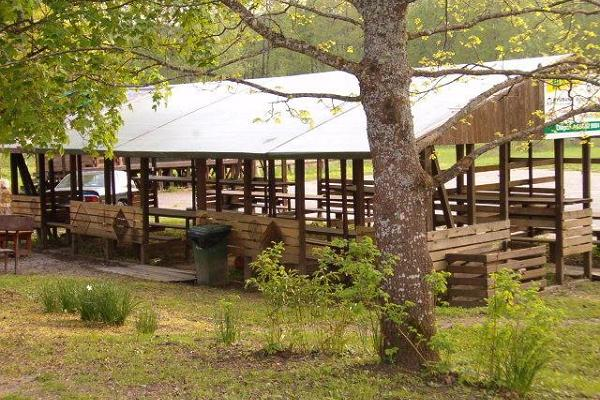 Annimatsi camping grounds