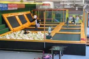 "Das Trampolinzentrum ""UP"""