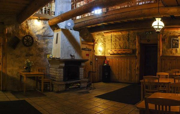 Mäeküla Pub, ground floor