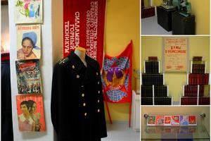 Soviet-Era Sillamäe - an exhibition at the Sillamäe Cultural Centre