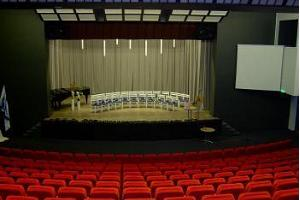 Haljala Community Centre, concert hall