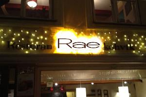 Rae café and restaurant