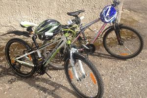 Our bicycles