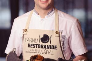 Pärnu Restaurant Week 2015, chef