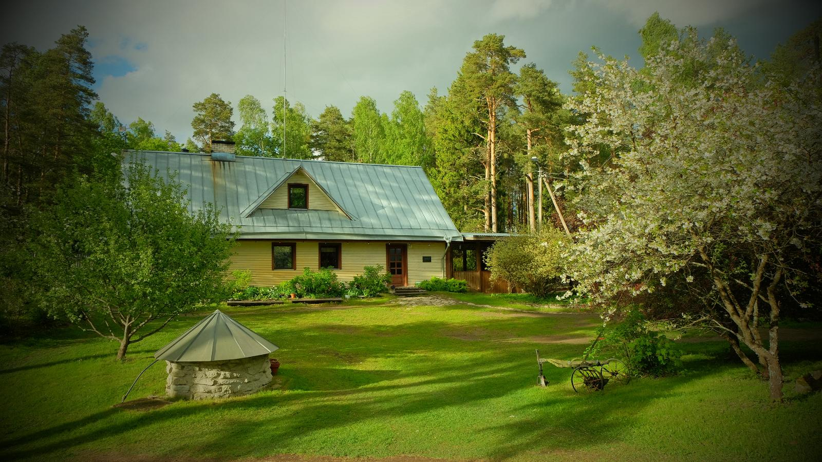 Kallaste Tourist Farm & Holiday Resort