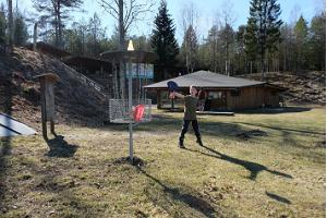 Padise disc-golf