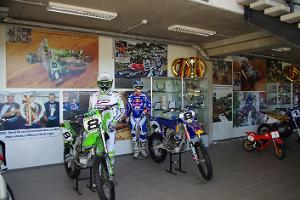 Adrenalin Arena - Motocross Hall in Sõmerpalu