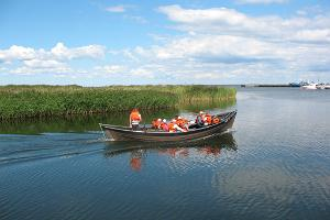 Boat trips around Kihnu and Sorgu