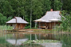 Laukataguse Holiday Village – Finnish sauna