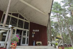 Restaurant Käbi at Mändjala Camping, building