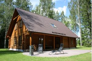 Aasa Holiday Home in Pärnu County