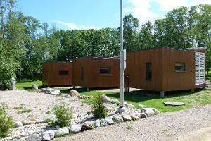 Mereoja Camping - cottages